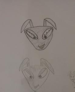 b & y sketches